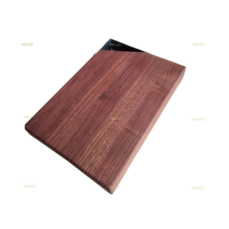 Modern Design Kitchen Solid Wood Chopping Board With Handle